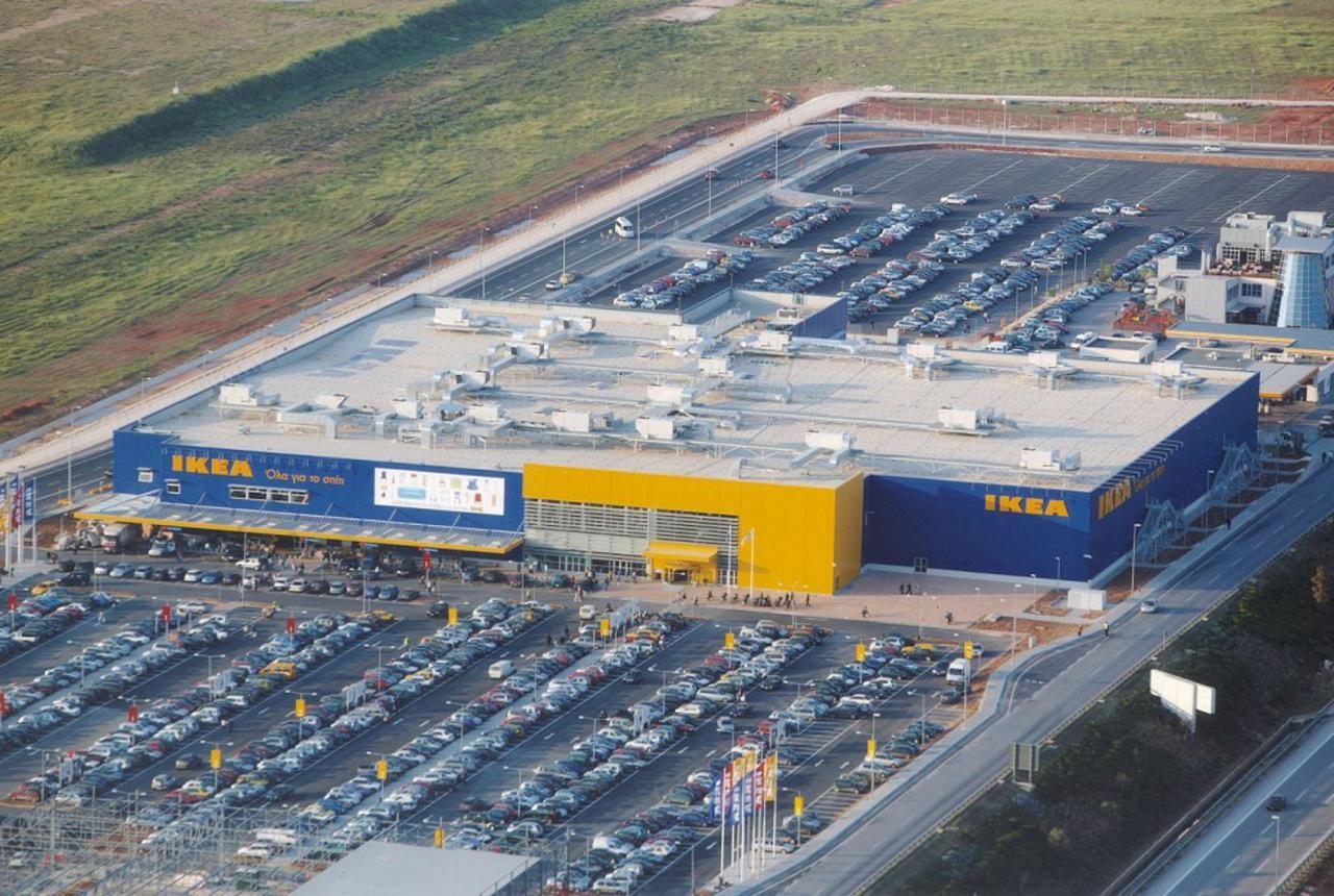 aedf23d5cf34 Ikea Store