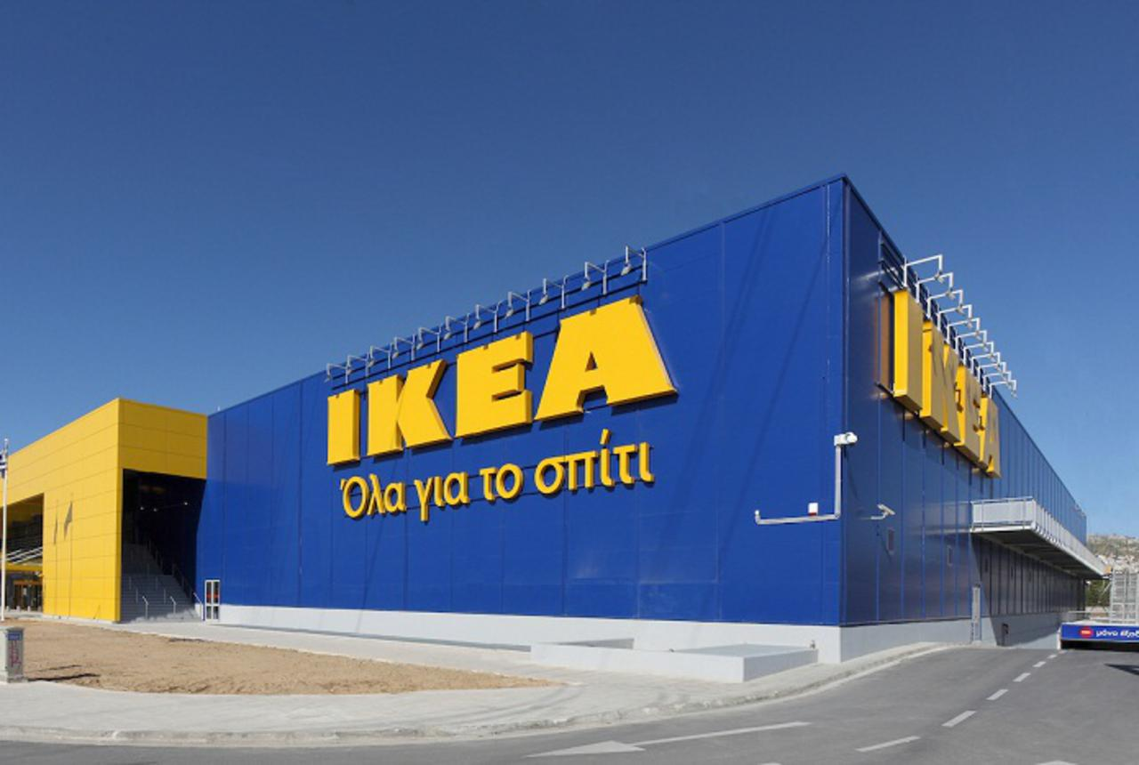 IKEA - Kifissos Ave | projects , building projects , shopping ... Ikea Gr on