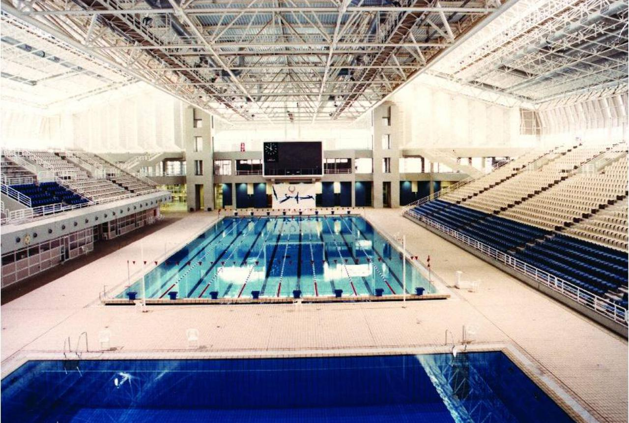 Olympic Sports Complex Swimming Pool Complex Projects
