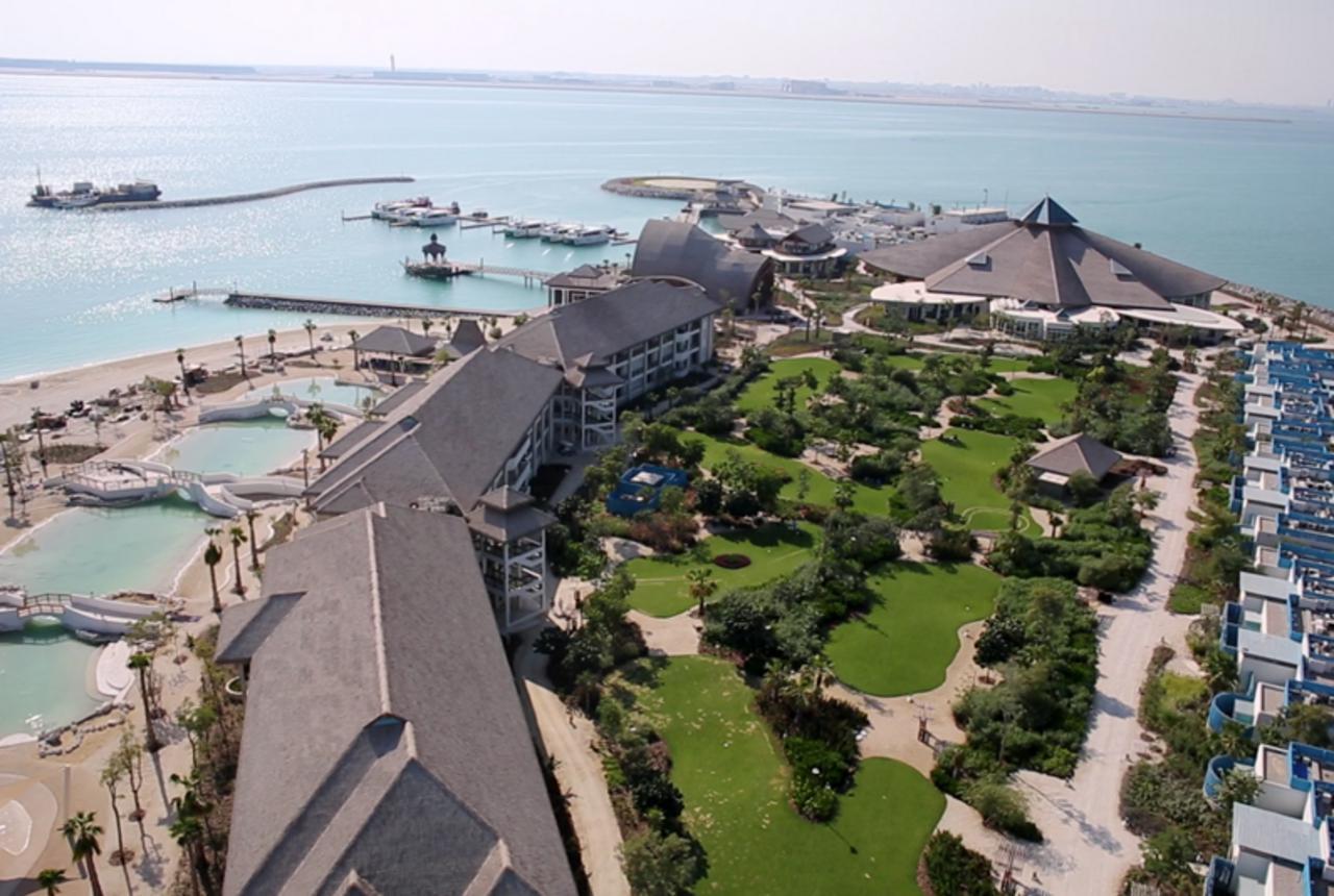 Opening Of A Dream Spot The Banana Island Resort In Doha Qatar